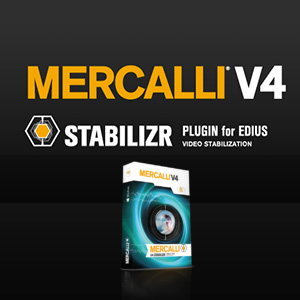 ProDAD Mercalli V4 Stabilizr for EDIUS