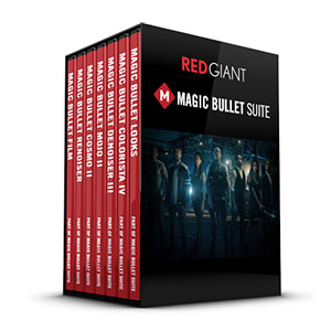 Red Giant Effects Suite 13