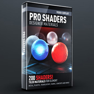 Video Copilot Pro Pro Shaders 1